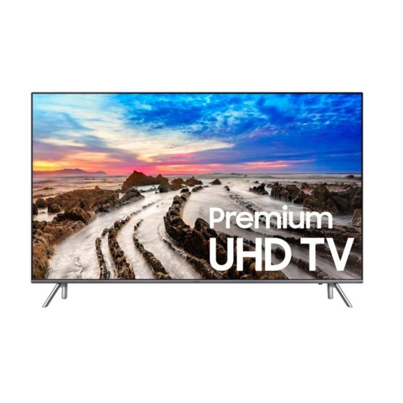 Bảng giá Smart TV Samsung Màn Hình Cong Premium 4K UHD 49 inch - Model UA49MU8000KXXV (Đen) - Hãng phân phối chính thức