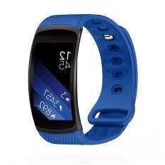 Hình ảnh Đồng Hồ thông minh Smartwatch Vòng Tay thông Minh Cho Samsung Gear Fit 2-quốc tế