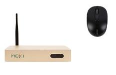 Giá Bán Android Tivi Box Viettel Xmio X1 Vang Tặng Chuột Khong Day Forter V181 Mới