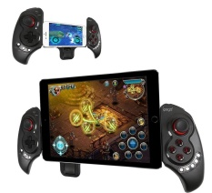 Hình ảnh SOBUY PG-9023 Joystick Gaming Remoto Sem Fio Bluetooth Game Controller Gamepad Para Iphone Android Telefone Tablet Pc - intl