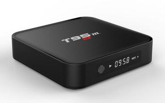 SOBUY T95M Android TV Box Smart TIVI Box Kodi 16.0 Trước Lắp Đặt Amlogic S905X Quad-core HDMI 3D Phát Trực Tuyến phương tiện truyền thông-quốc tế
