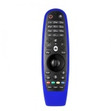 Bán Mua Cao Su Silicone Mềm Chống Bụi Bao Da Bảo Vệ Cho Lg An Mr600 Tv Remote Điều Khiển Từ Xa Mau Xanh Dương Quốc Tế Mới Bình Dương