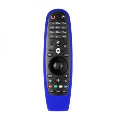 Hình ảnh Bao bảo vệ điều khiển từ xa, remoteTV LG AN-MR600 bằng cao su (Xanh dương) (Không bao gồm remote)