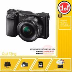 Bán Sony A6000 24 3Mp Với Lens Kit 16 50 Đen Goi App Collection Tui Sony Thẻ Nhớ 16Gb Sony Nguyên