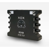 Ôn Tập Trên Sound Card Am Thanh Xox K10 Phien Bản Tiếng Anh Xox Ks108