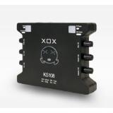 Sound Card Am Thanh Xox K10 Phien Bản Tiếng Anh Xox Ks108 Trong Vietnam