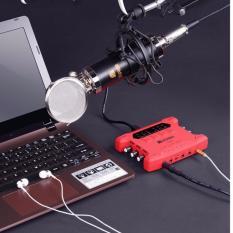 Hình ảnh Sound card XOX K10X phiên bản nâng cấp hoàn hảo của Sound card XOX K10