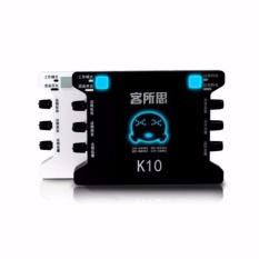 Soundcard Xox K10 Karaoke Online Livestream Xox Chiết Khấu 50