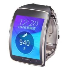 Đồng Hồ Đeo Tay Thép không gỉ Dây Đeo Vòng Tay Dành Cho Samsung Gear S SM-R750 BK-quốc tế