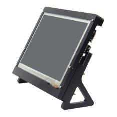 Hình ảnh Stander/Giá Đỡ cho 7 inch Raspberry Pi Cảm Ứng điện dung Màn Hình LCD-quốc tế