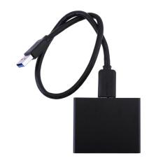Hình ảnh Superspeed USB 3.0 Đa Năng Multi 1 Đầu Đọc Thẻ Nhớ cho CF SD TF Micro SDHC- quốc tế