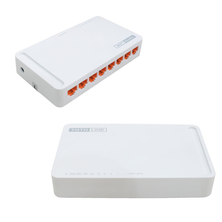 Switch TOTOLINK 8 port S808 100Mbps