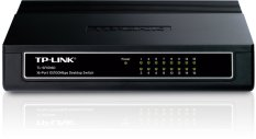 Hình ảnh Switch TP-Link TL-SF1016D 16 ports (Đen)