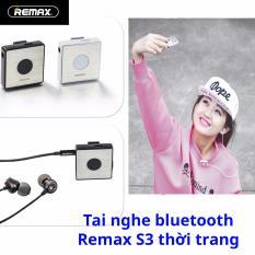 Tai Nghe Bluetooth 4 Remax S3 Nghe Nhạc Hay Đam Thoại Ro Vietnam Chiết Khấu