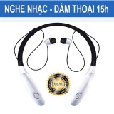 Giá Bán Tai Nghe Bluetooth 4 Thể Thao Pin 15H Hbs 900 S Bạc Nguyên