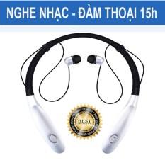 Bán Tai Nghe Bluetooth 4 Thể Thao Pin 15H Hbs 900 S Bạc Trực Tuyến Hà Nội