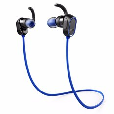 Tai Nghe Bluetooth Anker Soundbuds Sport Blue Mau Xanh Biển Rẻ