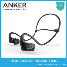 Giá Bán Tai Nghe Bluetooth Anker Soundbuds Sport Nb10 Đen Chinh Hang Bh 15 Thang Mới Rẻ