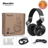 Mua Tai Nghe Bluetooth Bluedio T2 Đen Hang Nhập Khẩu Rẻ