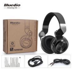 Giá Bán Rẻ Nhất Tai Nghe Bluetooth Bluedio T2 Đen Hang Nhập Khẩu Tặng Kem 01 Đồng Hồ Sport Led Mau Ngẫu Nhien