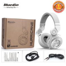 Bán Tai Nghe Bluetooth Bluedio T2 Trắng Hang Nhập Khẩu Rẻ