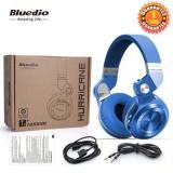 Chiết Khấu Tai Nghe Bluetooth Bluedio T2 Xanh Hang Nhập Khẩu Bluedio
