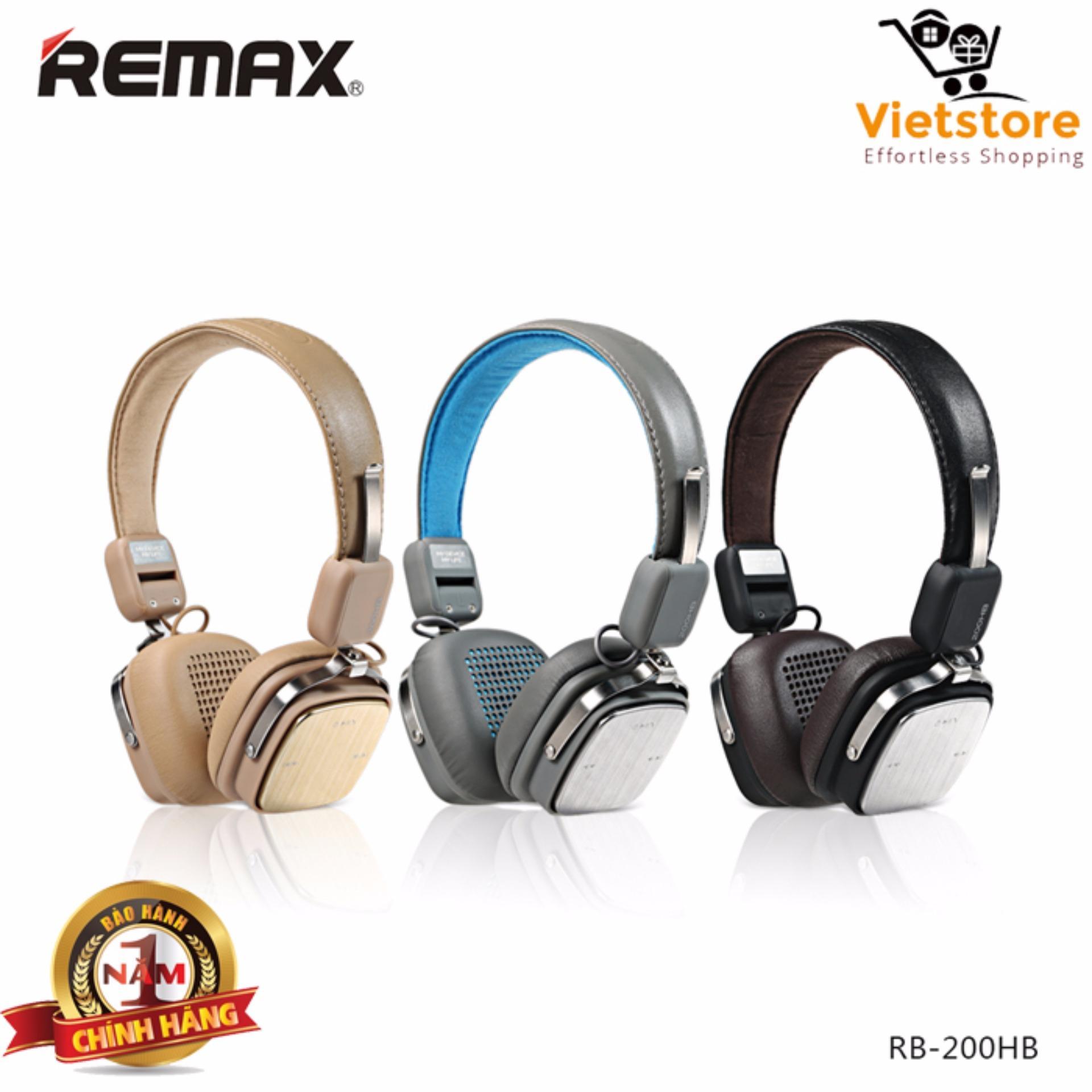 Tai Nghe Bluetooth Cao Cấp Remax 200Hb