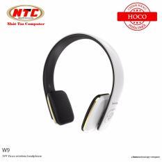 Bán Mua Tai Nghe Bluetooth Chụp Tai Hoco W9 V4 1 Phong Cach Thời Trang Hang Phan Phối Chinh Thức Hồ Chí Minh