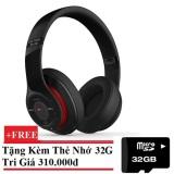 Giá Bán Tai Nghe Bluetooth Chụp Tai Tm010S Đen Tặng Kem Thẻ Nhớ 32G Cho Deal 24H Nguyên