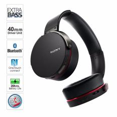 Bán Tai Nghe Bluetooth Sony Extra Bass Xb950Bt Đen Hang Nhập Khẩu Nhập Khẩu