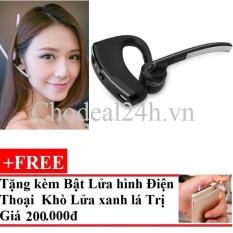 Mua Tai Nghe Bluetooth Keao V4 V840 Đen Tặng Bật Lửa Hinh Điện Thoại Trong Hồ Chí Minh