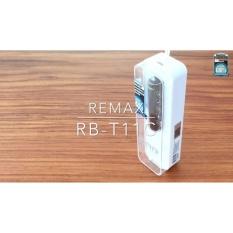 Ôn Tập Tốt Nhất Tai Nghe Bluetooth Kiem Tẩu Sạc O To Remax Rb T11C Cao Cấp