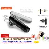 Chiết Khấu Tai Nghe Bluetooth Music M165 Kèm Mic Tặng Cáp Sạc Iphone Vòng Đeo Tay Màu Ngãu Nhien Oem Hà Nội