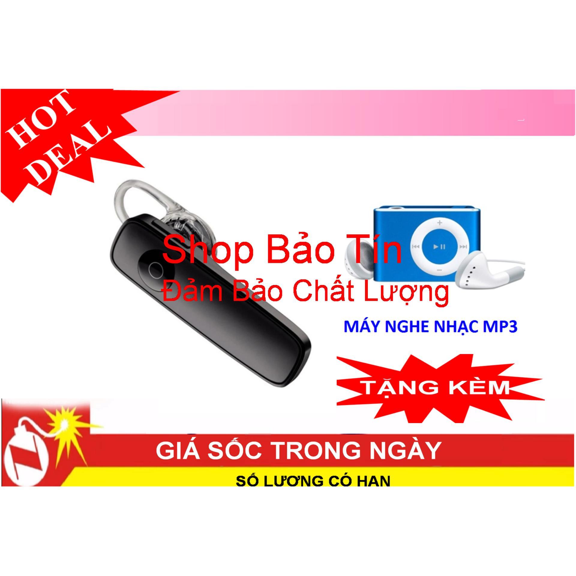 Tai Nghe Bluetooth Music Tăng Kèm Máy Nghe Nhạc Mp3