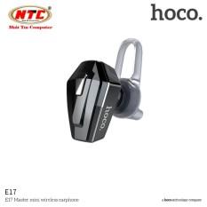 [Nhập ELAPR21 giảm 10% tối đa 200k đơn từ 99k]Tai nghe bluetooth nhét tai mini Hoco E17 V4.1 - Hãng phân phối chính thức - Nhất Tín Computer