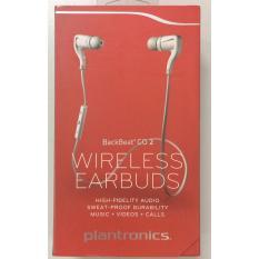 Mã Khuyến Mại Tai Nghe Bluetooth Plantronics Back Beat Go 2 Trắng Hang Nhập Khẩu Plantronics Mới Nhất