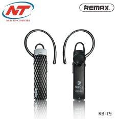Tai nghe Bluetooth Remax RB-T9 HD Voice V4.1 (Đen)