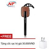 Mua Tai Nghe Bluetooth Roman R9030 V4 Nau Tặng 1 Cốc Sạc