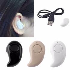 Tai nghe bluetooth S530 nhét tai V4.1 ear-pod siêu nhỏ có nghe nhạc