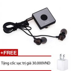 Mua Tai Nghe Bluetooth V4 1 Remax Rb S3 Đen Tặng 1 Cốc Sạc Remax Rẻ