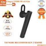 Cửa Hàng Tai Nghe Bluetooth Xiaomi Gen 2 Đen Digiworld Phan Phối Hồ Chí Minh