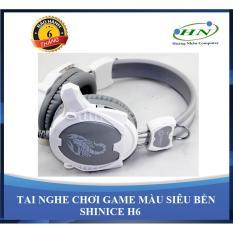 Tai nghe chơi game SHINICE H6 màu siêu bền