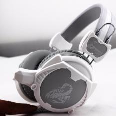 Tai nghe chơi game SHINICE H6 màu siêu bền (Trắng)