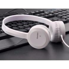 Tai nghe chụp cao cấp thời trang XL trắng ( Có thể điều chỉnh kích thước)