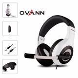 Giá Bán Tai Nghe Chụp Đàu Over Ear Ovann X4 Pro Gaming Kiẻu Dáng Truyèn Thóng Mới