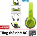 Mua Tai Nghe Chụp Tai Bluetooth Putoca P 47 Cao Cấp Tich Hợp Khe Thẻ Nhớ Tặng Thẻ Nhớ 8Gb Rẻ Trong Hồ Chí Minh