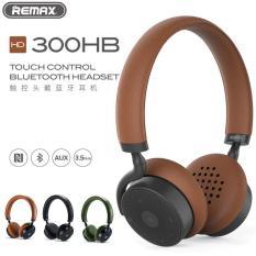 Giá Bán Tai Nghe Chụp Tai Bluetooth Sieu Cấp Sieu Bass Am Thanh Hifi Stereo Thiét Ké Chát Liẹu Cao Cáp Phím Cảm Ứng Remax Rb 300Hb Remax Nguyên