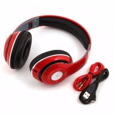 Tai nghe chụp tai Bluetooth TM-010 (Đỏ)