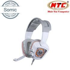 Ôn Tập Tai Nghe Chụp Tai Chuyen Game Somic G910 7 1 Co Rung Trắng Hang Phan Phối Chinh Thức