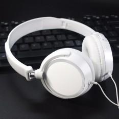 Tai nghe chụp tai F10 Màu Trắng ( Có thể gấp gọn)